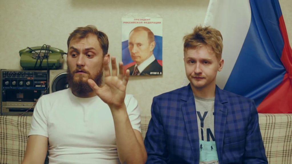 Алексей Псковитин в гостях