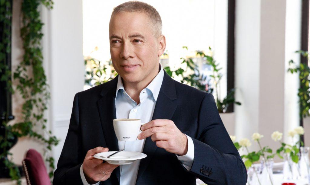 Аркадий Новиков кофе