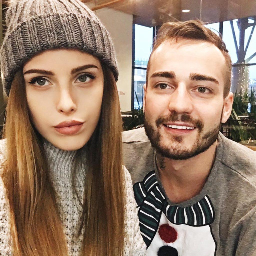 Андрей Афонин девушка