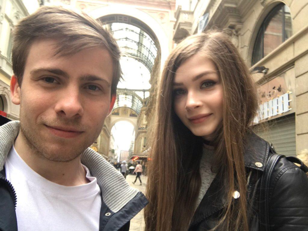 Карина стримерша и Алексей Шевцов
