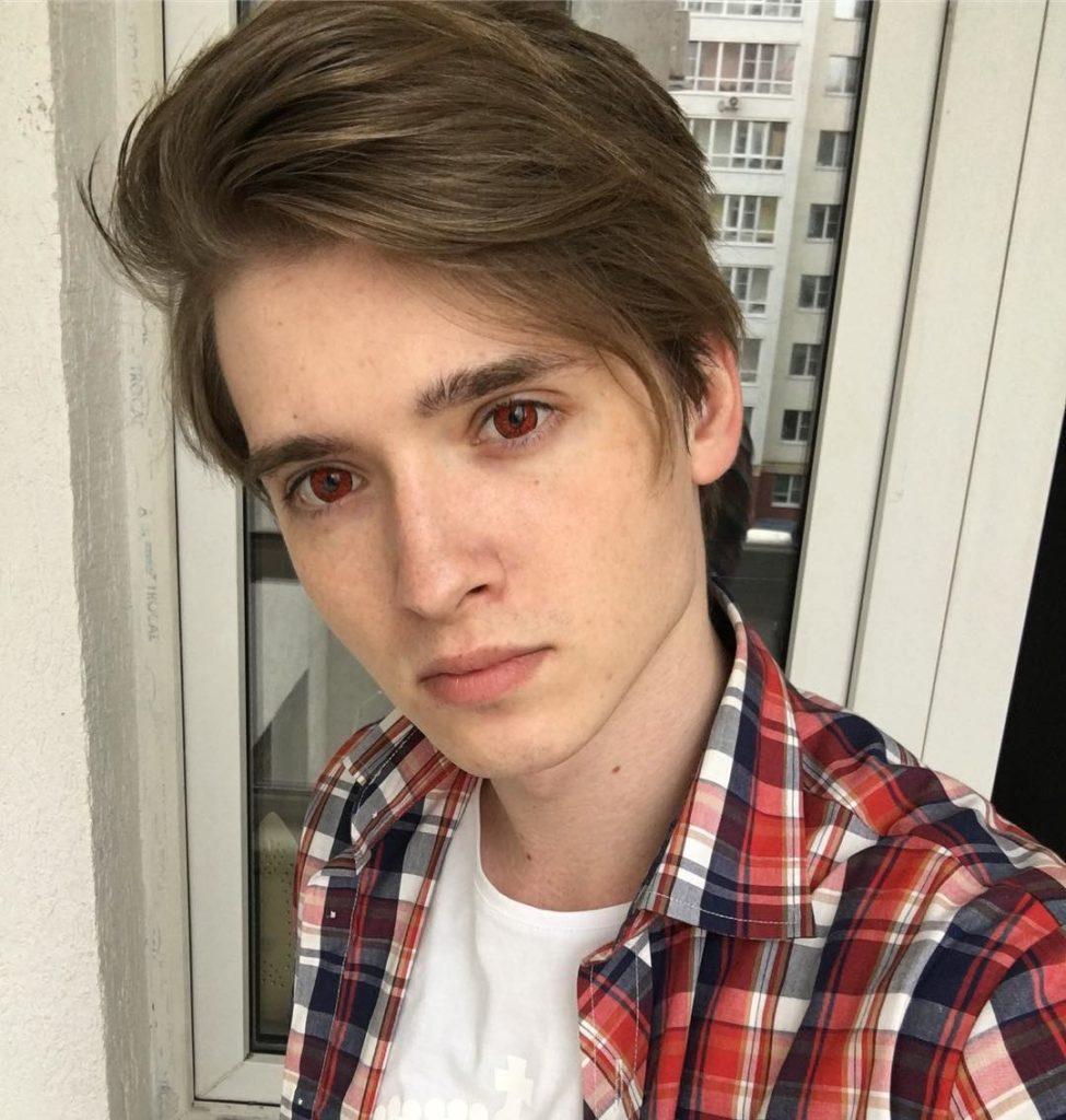 Max Vashchenko 2020