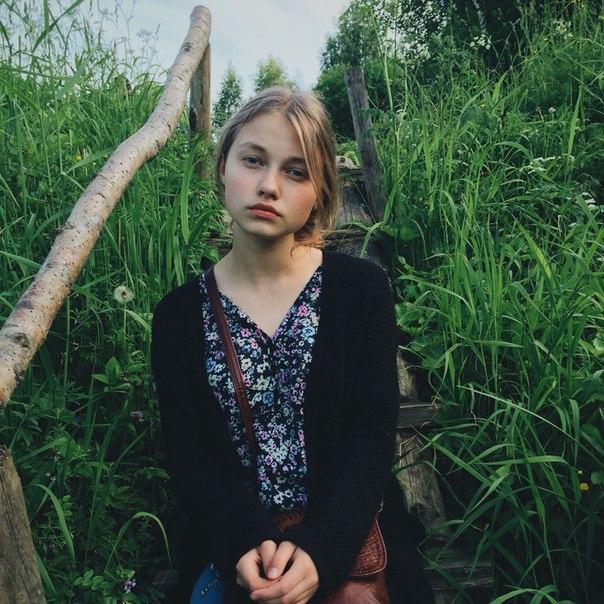 Саша Капустина детство