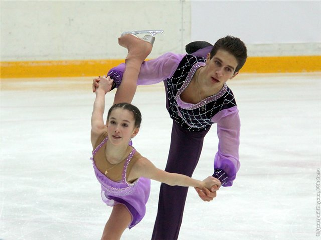 Василиса Даванкова в детстве