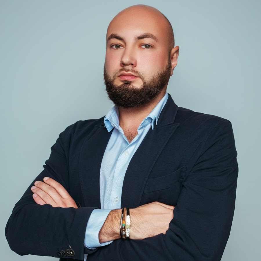 Жекич Дубровский без бороды