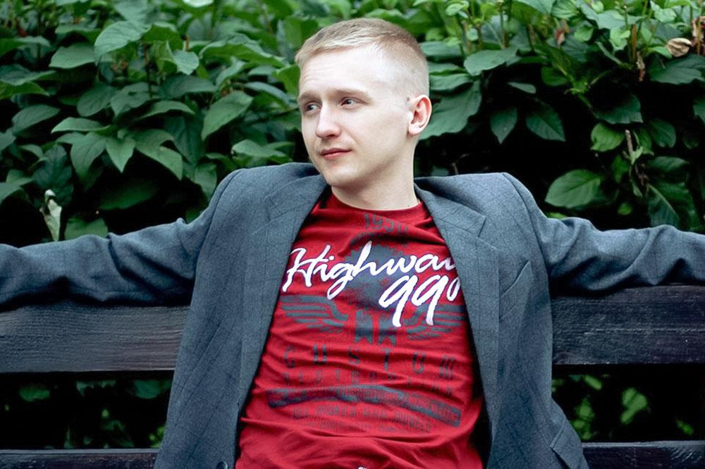 Алексей Псковитин в жизни