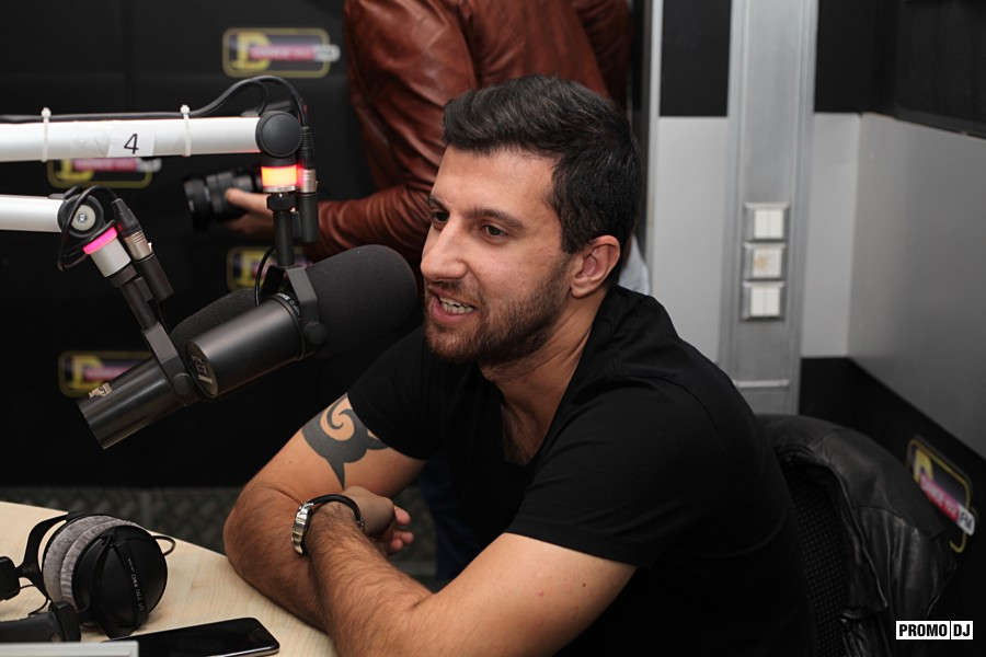 Амиран Сардаров на записи