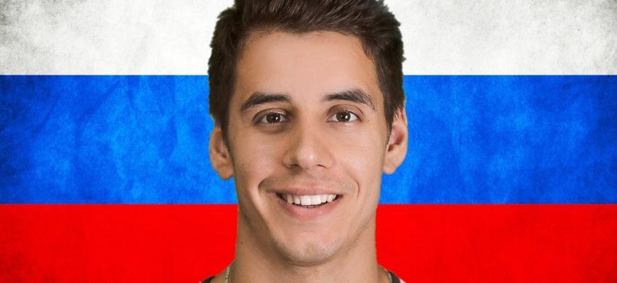 Дима Гордеев блогер