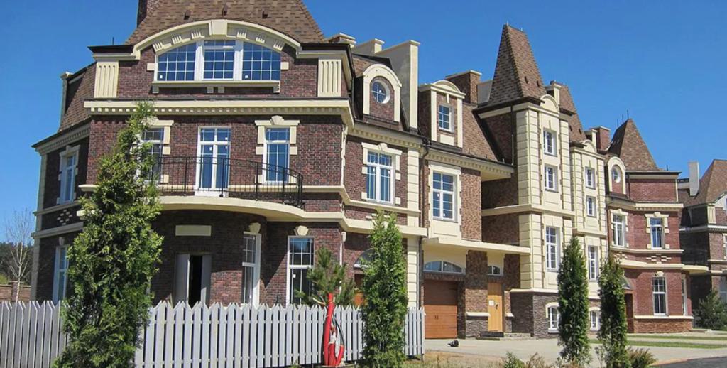 Дом на Рублевке Павла Воли