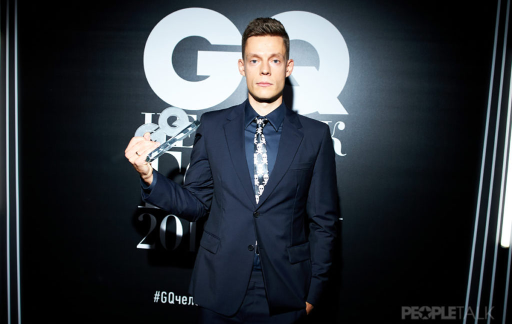 GQ Человек года