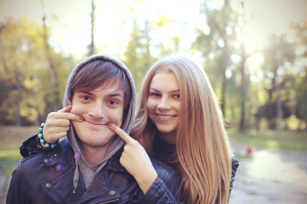 Саша Шапик и Таня