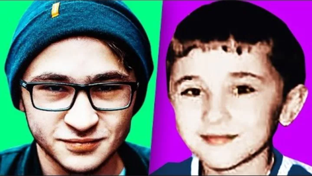 Эльдар Джарахов детство