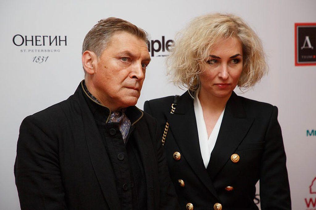 Александр Невзоров жена
