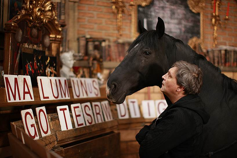 Невзоров и лошади