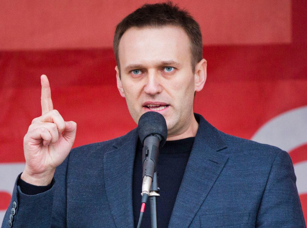 Алексей Навальный 2020