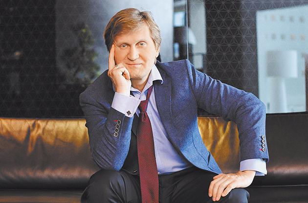 Андрей Рожков биография