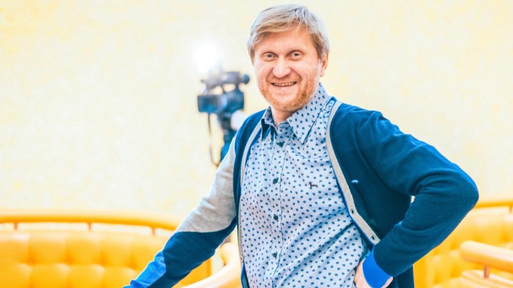 Андрей Рожков википедия