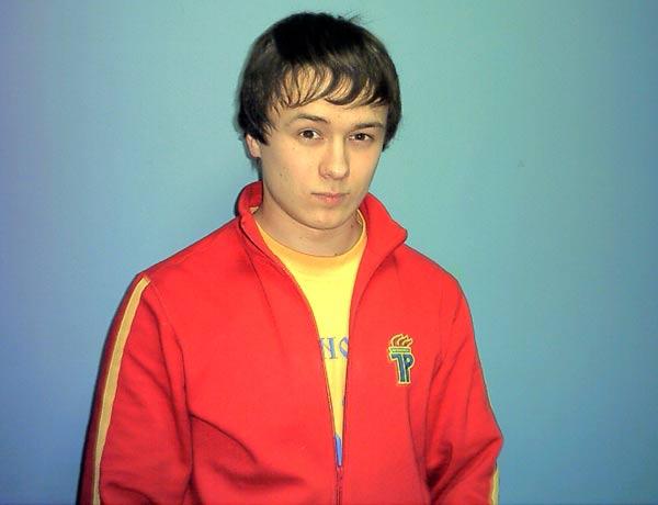 Илья Соболев в детстве