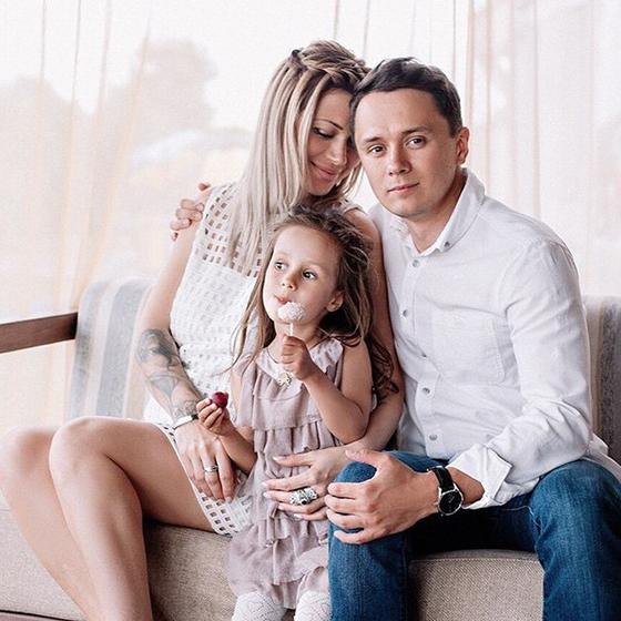 Илья соболев жена и дети