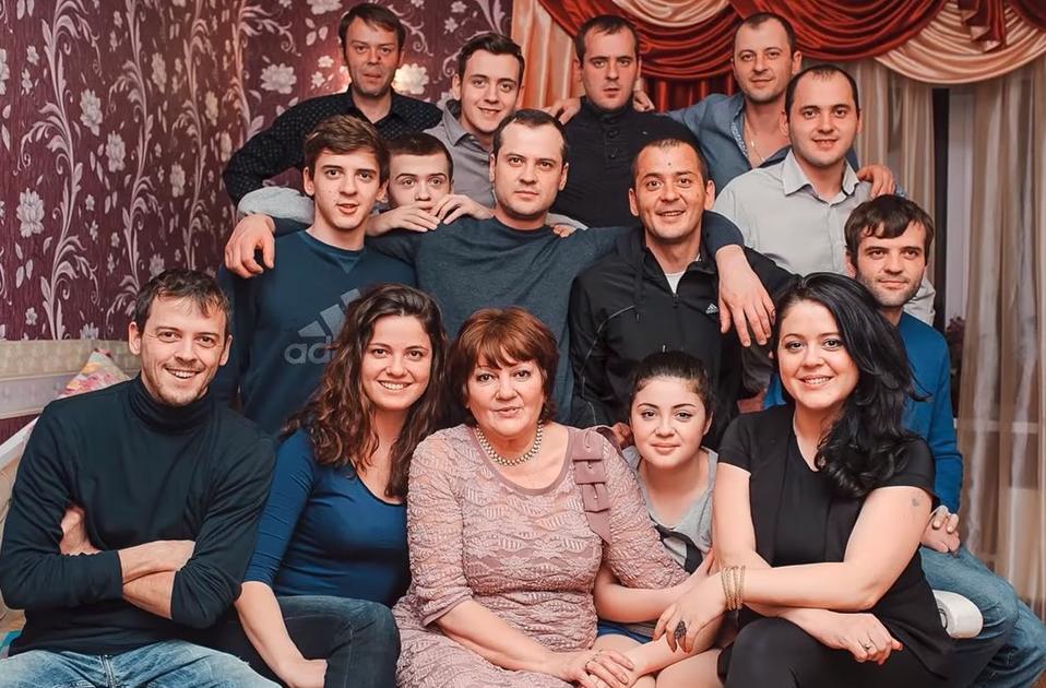 Лапенко семья